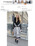 All You Need Is Style Paris Fashion Week Stylesightings